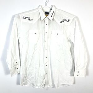 Roper western man shirt